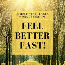 Feel Better Fast!