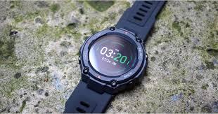 <b>Amazfit T</b>-<b>Rex</b> review: $140 sport watch takes a bite at Garmin