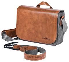 <b>Сумка Olympus OM-D Messenger</b> Bag — купить по лучшей цене в ...