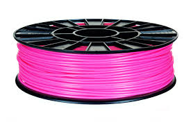 <b>Пластик</b> REC <b>ABS</b> 0,75 кг (<b>розовый</b>)