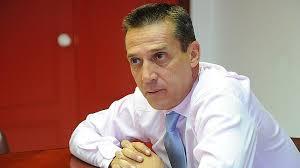 No ha tenido José María Cruz pelos en la lengua a la hora de valorar la reunión que han tenido los clubes en la sede de la LFP. - DIMITE-644x362