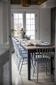 oak dining table quaker