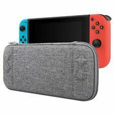 Холщовые сумки, обложки Nintendo Switch консоли и дорожные ...