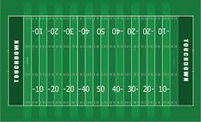 american football rules every sports lover must knowfootball field illustration american football field