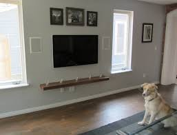 Hide Tv In Wall Under Cabinet Cable Box Mount