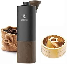 TIMEMORE <b>G1</b> Manual <b>Coffee Grinder</b> Upgrade Titanium <b>Burr</b> ...
