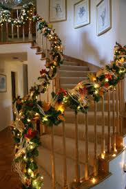 30 beautiful christmas decorations that turn your staircase into a fairy tale beautiful christmas decorations
