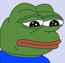 Memes Vault Sad Frog Memes via Relatably.com