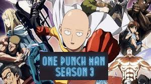 <b>One Punch Man</b> Season 3: Fixed Release Date, Plot & All Information