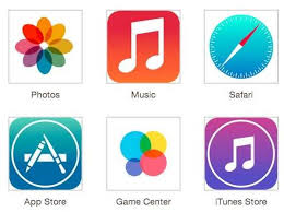 Image result for iphone icons