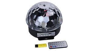 <b>Светодиодный диско шар Veila</b> Magic Ball Light MP3 1597 - Чижик