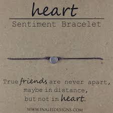 best friend bracelet heart friendship bead bracelet dainty bead bracelet true friend bracelet best friend gift friend moving away gift sentimental gift