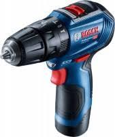Дрель/шуруповерт <b>Bosch GSB 12V</b>-<b>30</b> Professional 06019G9120 ...
