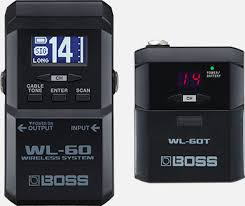 WL-60 | Wireless System - BOSS