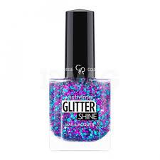 <b>Лак для ногтей</b> Golden Rose Extreme <b>Glitter</b> Shine Nail Lacquer (10 ...