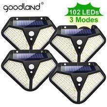 <b>Goodland</b> 102 <b>100 LED</b> Solar Light Outdoor Solar Lamp Powered ...