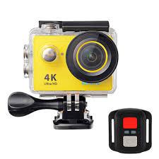 action camera h9r ultra hd 4k wifi remote control sports video recording camcorder dvr dv go waterproof pro mini helmet