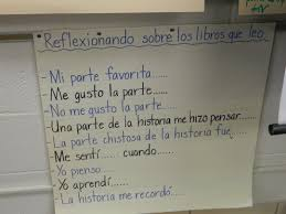 1000 images about spanish anchor charts literatura spanish writing prompts