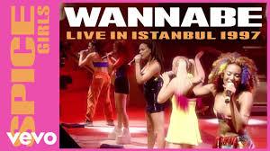 <b>Spice Girls</b> - Wannabe (Live In Istanbul / 1997) - YouTube
