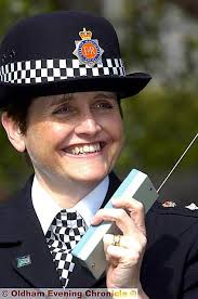 MY best four years have been in Oldham . . . Chief Supt Caroline Ball - 2010127_131514