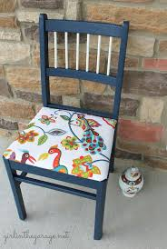 ways add colour dining chairs
