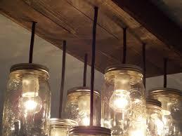 custom made the betty 8 light mason jar chandelier betty 8 light mason jar