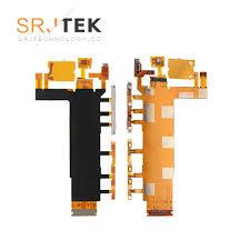 SRJTEK NEW BIG Flex Cable For SONY Xperia Z3 Power Volume ...