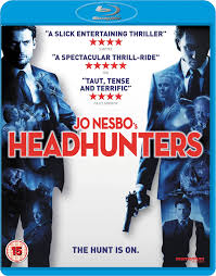 headhunters blu ray united kingdom