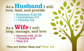Bible Quotes About Marriage. QuotesGram