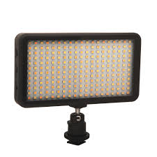 WANSEN <b>W228 LED Video Light</b> 3200K/6000k Dimmable Ultra ...