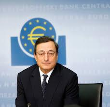 Resultado de imagen de Mario Draghi ECB