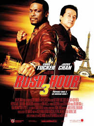 affiche film Rush Hour 3