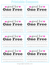 printable coupons printable pages printable coupon book for mom