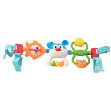<b>Игрушка</b> для коляски <b>Infantino</b> Крути и хватай <b>подвесная</b> B kids ...