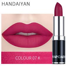 <b>HANDAIYAN 12 Colors</b> Makeup Lipstick Lips Waterproof Lipstick ...