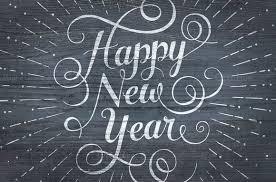Happy New Year lettering | С новым годом, Открытки, Новый год