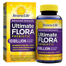 <b>Ultimate</b> Flora Probiotic <b>Extra Care Go Pack</b>, Shelf Stable Probiotic ...