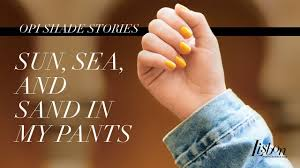<b>OPI Lisbon</b> Shade Stories | <b>Sun</b>, <b>Sea</b> and Sand In My Pants - YouTube