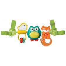 ROZETKA | Навесные <b>вращающиеся игрушки Infantino</b> ...