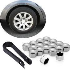 20pcs/pack Car Exterior Decor 17mm Wheel Nut Caps Screw ... - Vova