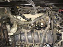 3800 v6 3 8 gm series ii intake manifold coolant leak causing next step was to start tearing it down as i would soon learn about the dreaded 3800 series ii plastic intake weakness