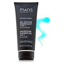<b>Matis</b> 2-in-1 Response Homme by Paris <b>Energizing Shower Gel</b> ...