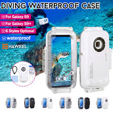 <b>HAWEEL</b> PULUZ 40M Underwater Diving <b>Phone Case Cover</b> for ...