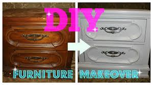 diy furniture makeover full tutorial bedroom furniture makeover