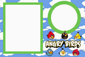 angry birds clouds printable invitations oh my angry birds clouds printable invitations labels or cards