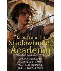 Image result for Tales from the Shadowhunter Academy book