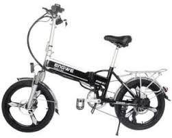 <b>ENGWE GL5 Folding</b> Electric Bike $110 Promo Code + Free Delivery