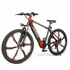 <b>SAMEBIKE SH26</b> 8Ah 36V 350W Electric Bike 26 in Alloy Integrated ...