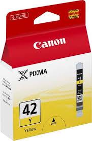 <b>Картридж Canon CLI-42Y</b>, желтый, для струйного принтера ...