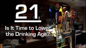 pros and cons of lowering the drinking age hrfnd